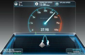 internet vergelijken en snelheid verbeteren
